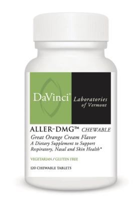 ALLER-DMG 120 Vegetarian Tablets DaVinci Laboratories