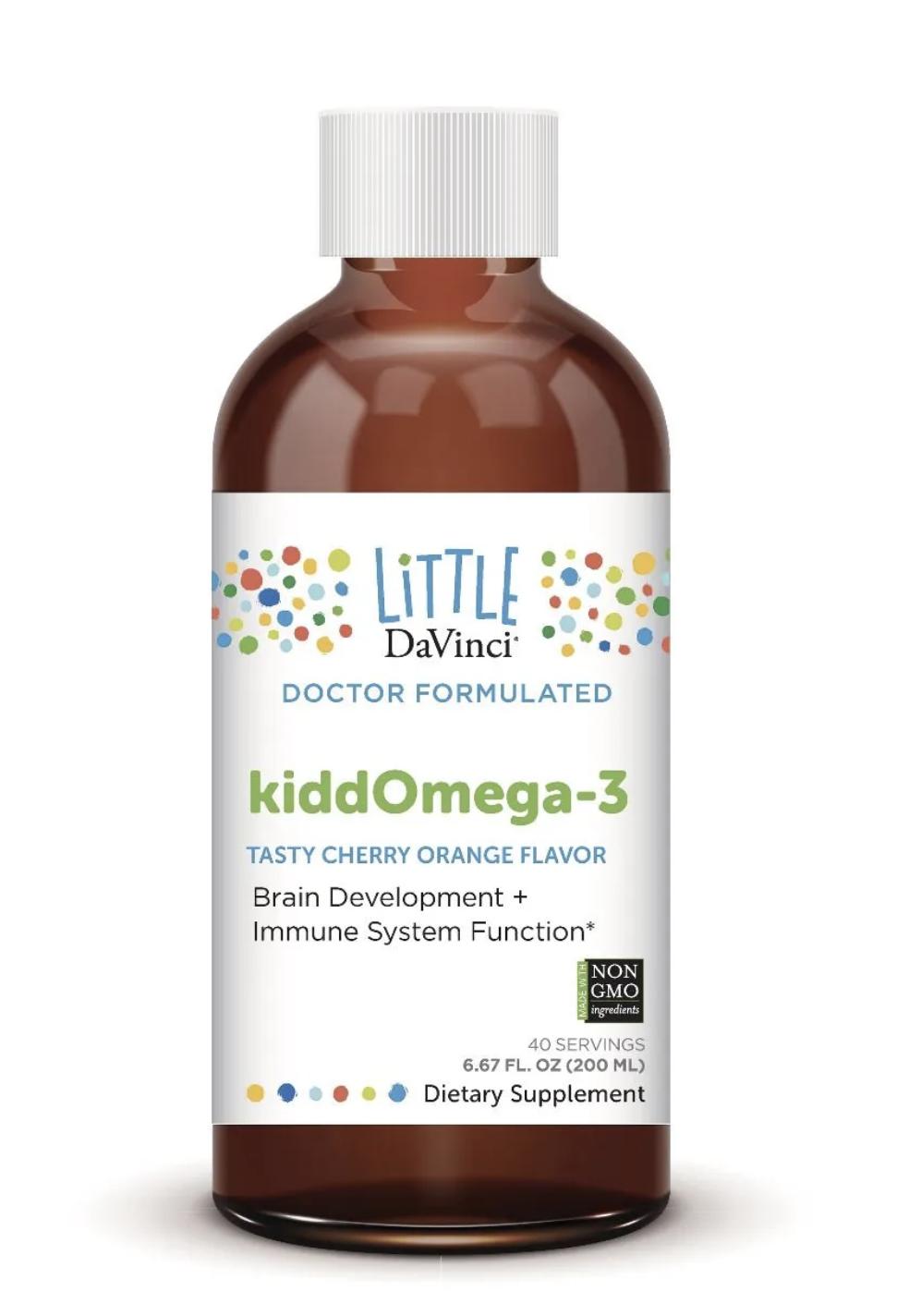 KIDDOMEGA-3  200 ml DaVinci Laboratories