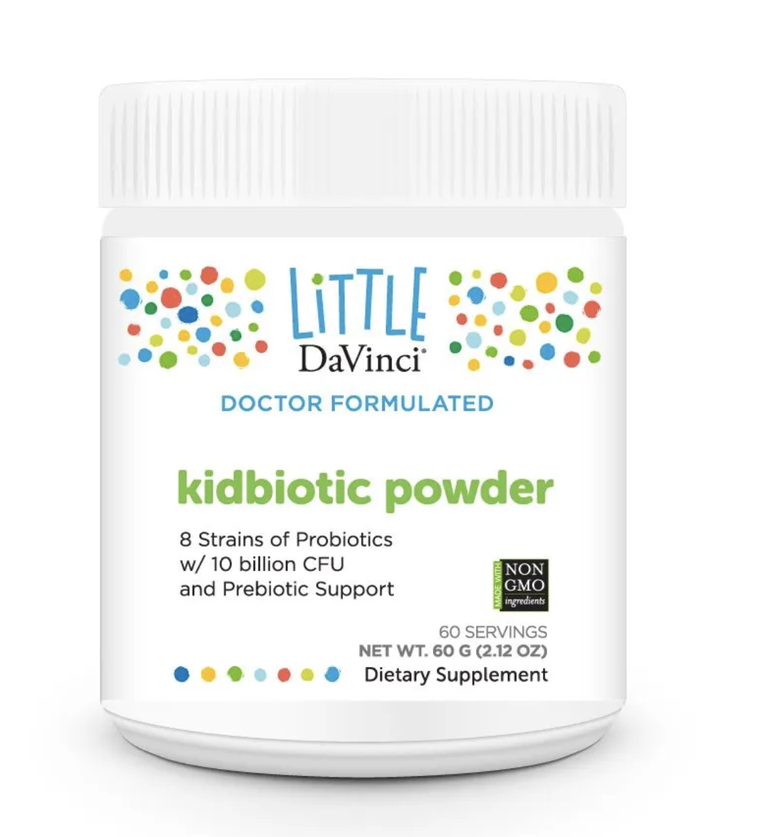 KIDBIOTIC POWDER 60 g DaVinci Laboratories