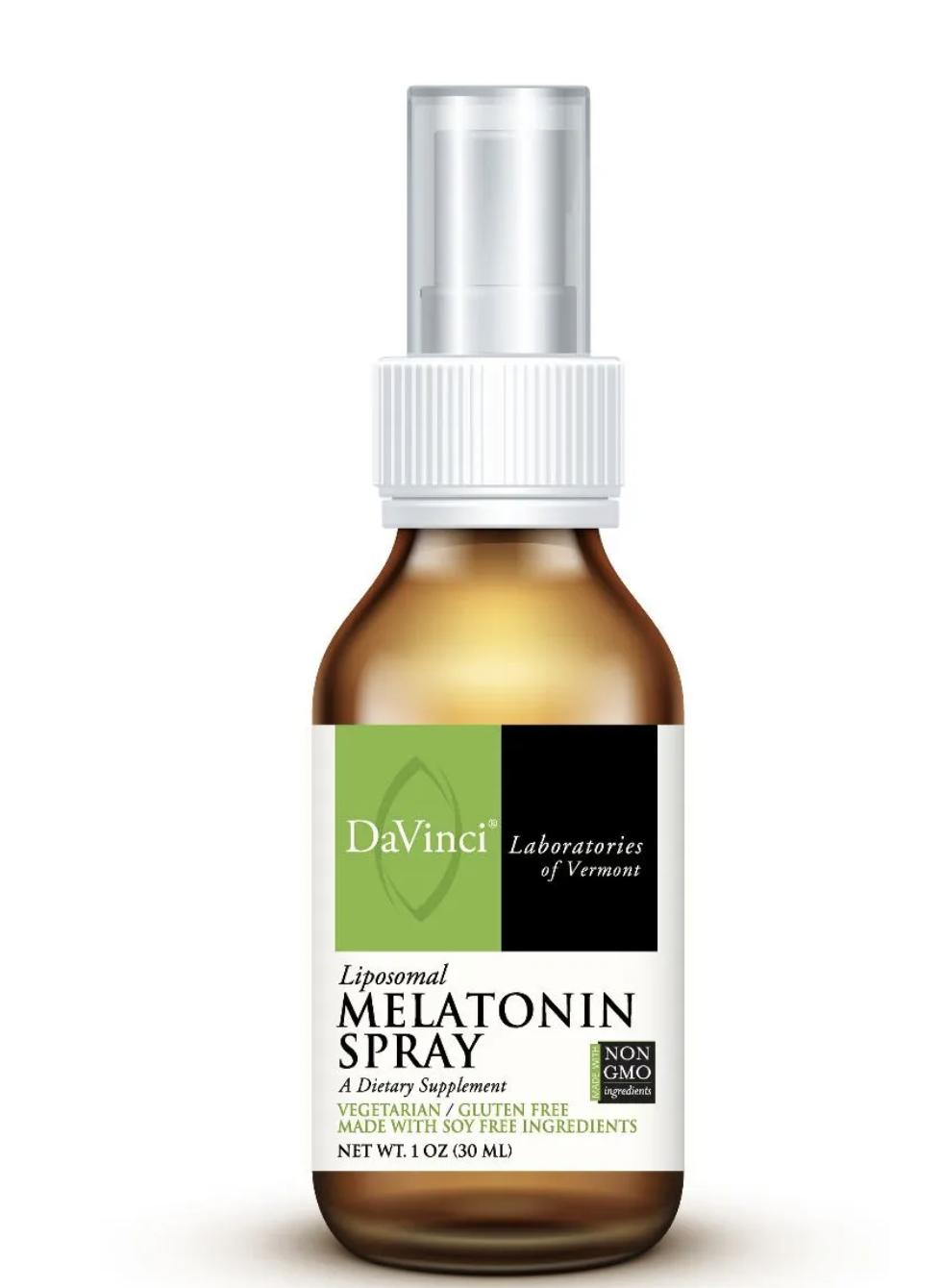 LIPOSOMAL MELATONIN SPRAY 3 mg 30 ml DaVinci Laboratories