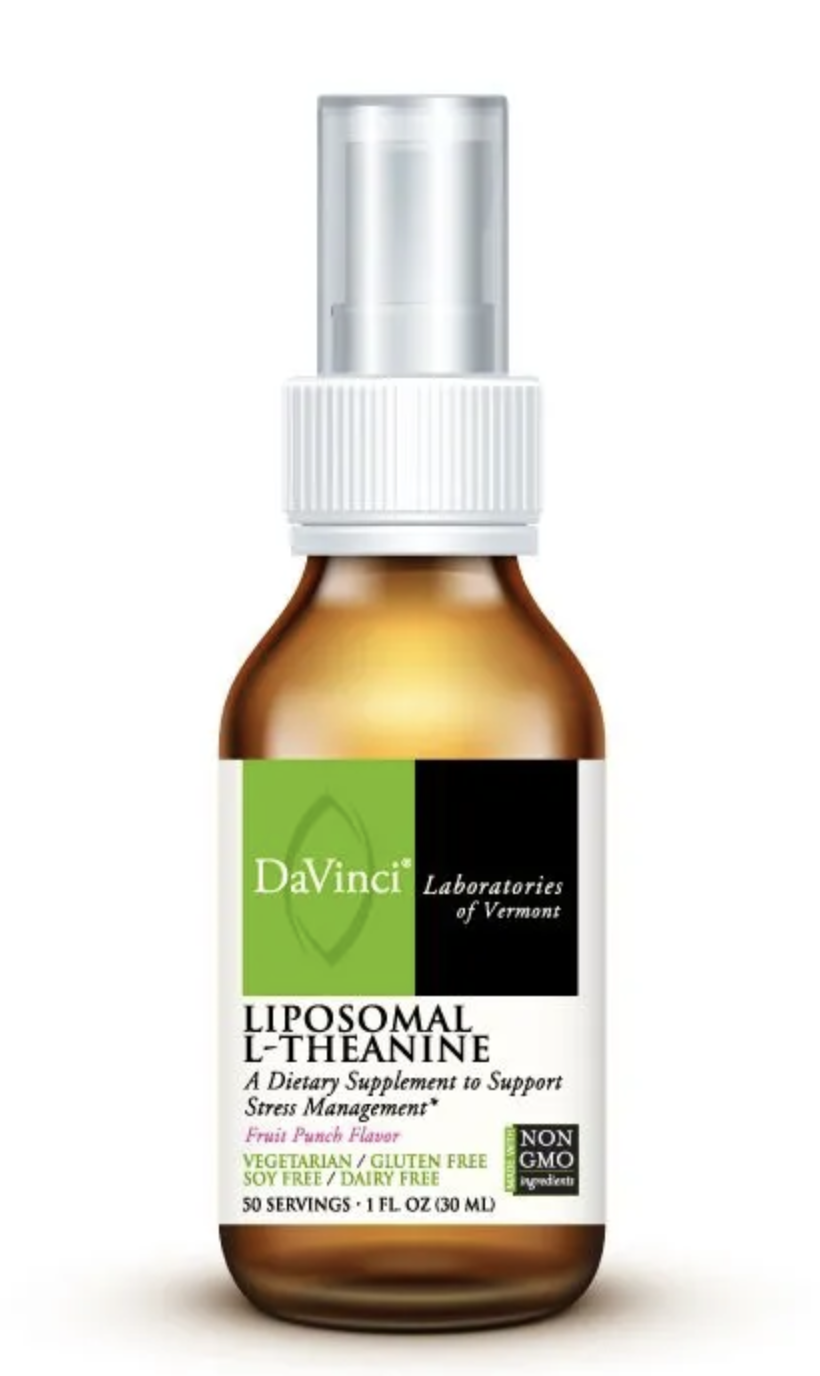 Liposomal L-THEANINE 50 ml DaVinci Laboratories