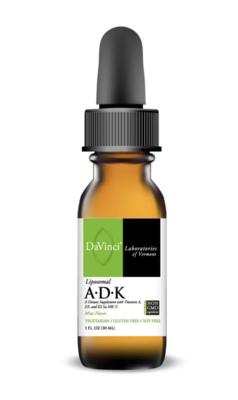 Liposomal ADK 30 ml DaVinci Laboratories