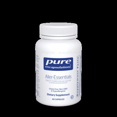 Aller-Essentials  60 capsules Pure Encapsulations