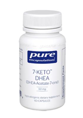7-Keto DHEA 50 mg 60 vcaps Pure Encapsulations