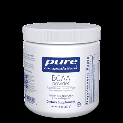 BCAA Powder 227 g Pure Encapsulations