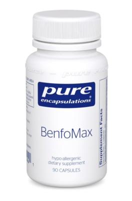 BenfoMax 90 capsules Pure Encapsulations