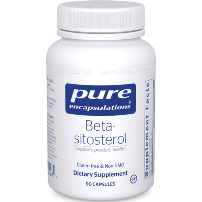 Beta sitosterol 90 vegcaps Pure Encapsulations