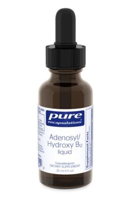 Adenosyl Hydroxy B12 30 ml Pure Encapsulations