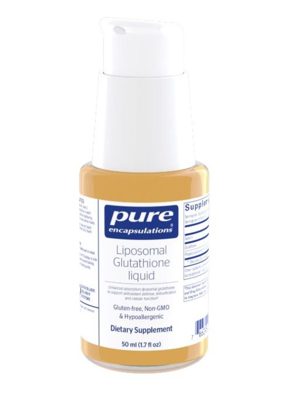 Liposomal Glutathione Liquid 1.7 fl oz Pure Encapsulations