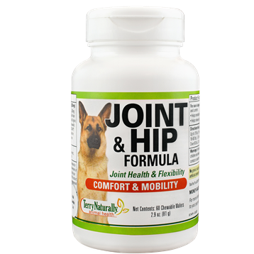 Joint & Hip Formula 60 chews tablets Terry Naturally