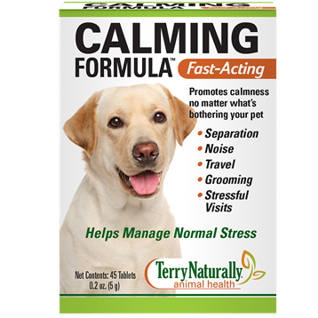 Calming Formula 45 tablets Terry Naturally