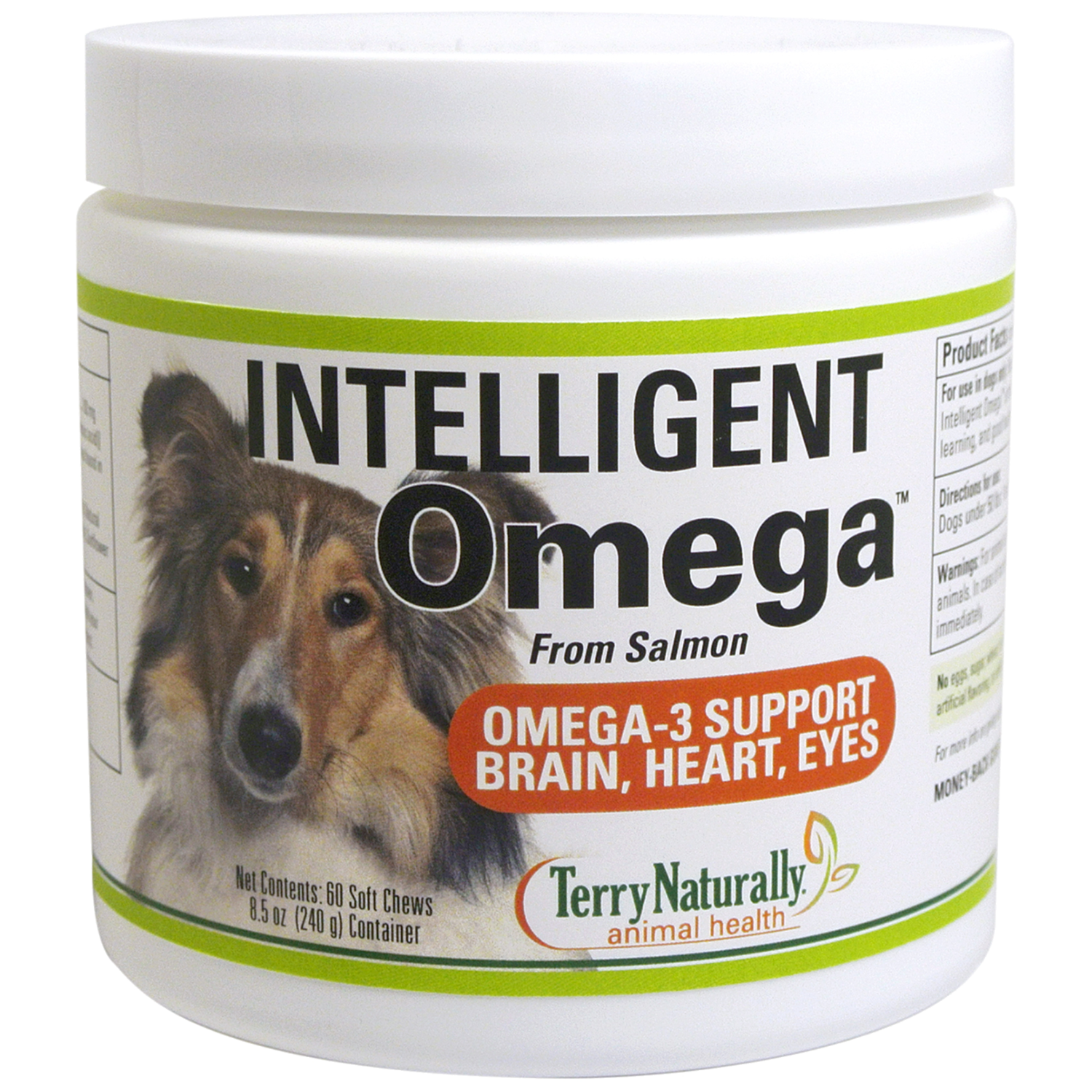Intelligent Omega 60 soft chews  Terry Naturally