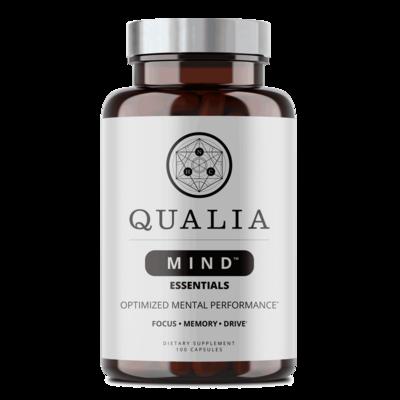 Qualia Mind Essentials 75 capsules NEUROHACKER COLLECTIVE