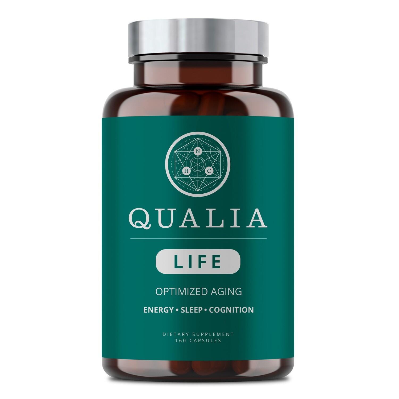 Qualia Life 160 capsules NEUROHACKER COLLECTIVE