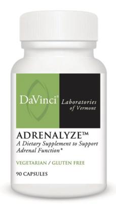 AdrenaLyze 90 Vegetarian Capsules DaVinci Laboratories