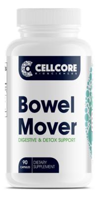 Bowel Mover 580 mg 90 capsules CellCore Biosciences