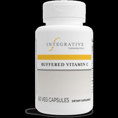 Buffered Vitamin C 60 veg capsules Integrative Therapeutics