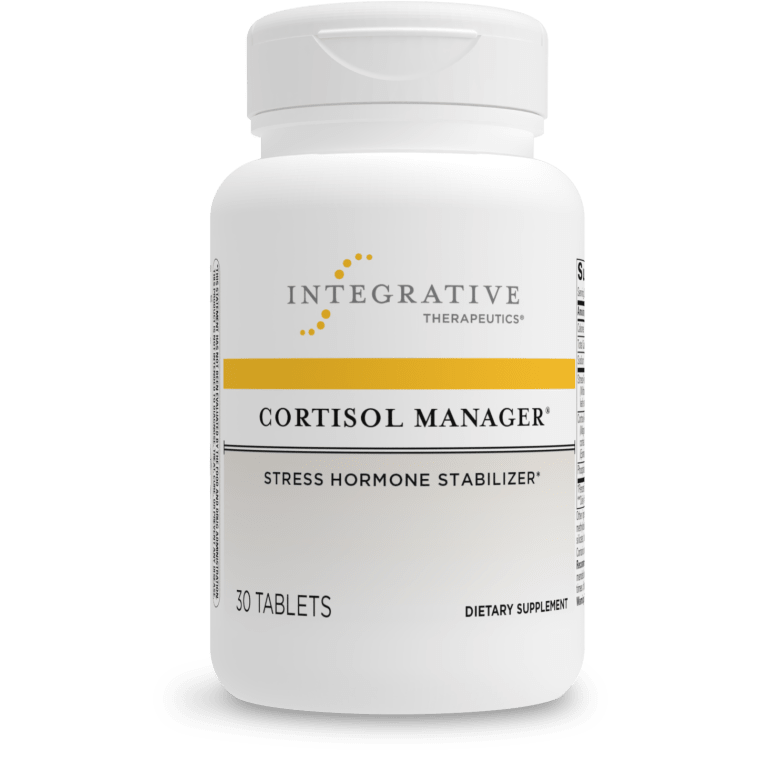 Cortisol Manager 30 tablets Integrative Therapeutics