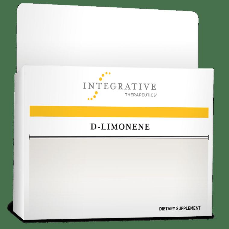 D-Limonene 10 sofgels  Integrative Therapeutics