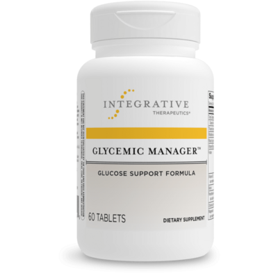 Glycemic Manager 60 tablets Integrative Therapeutics