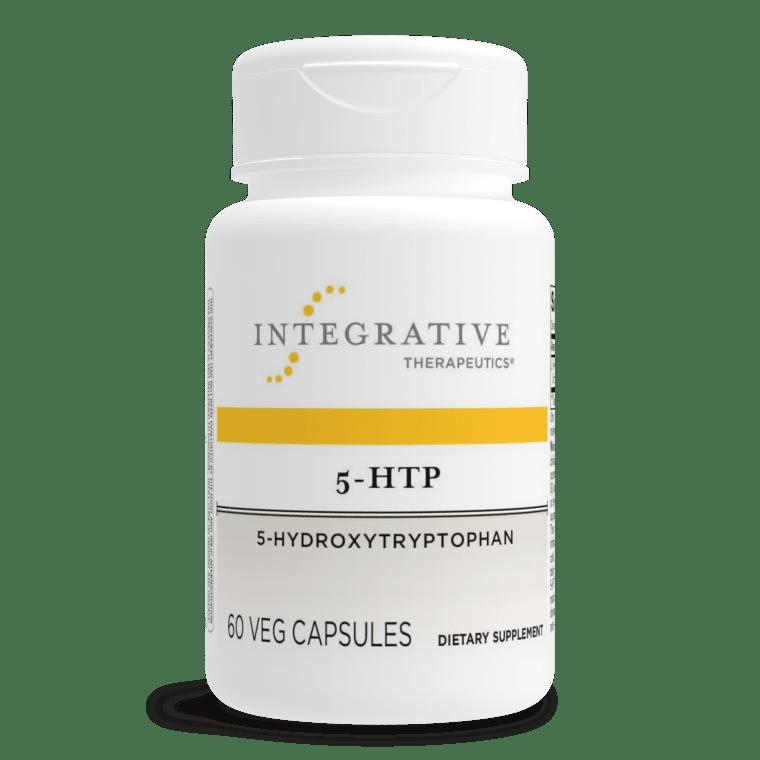 5-HTP 50 mg 60 veg capsules Integrative Therapeutics