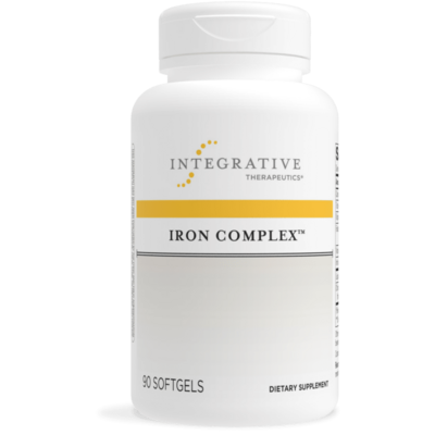 Iron Complex 90 softgels Integrative Therapeutics