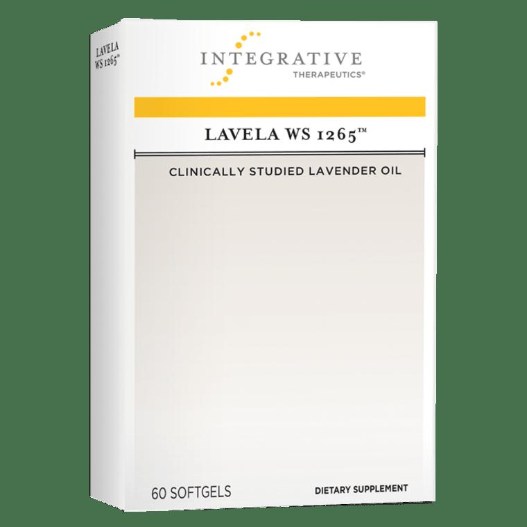 Lavela WS-1265  80 mg 60 softgels Integrative Therapeutics