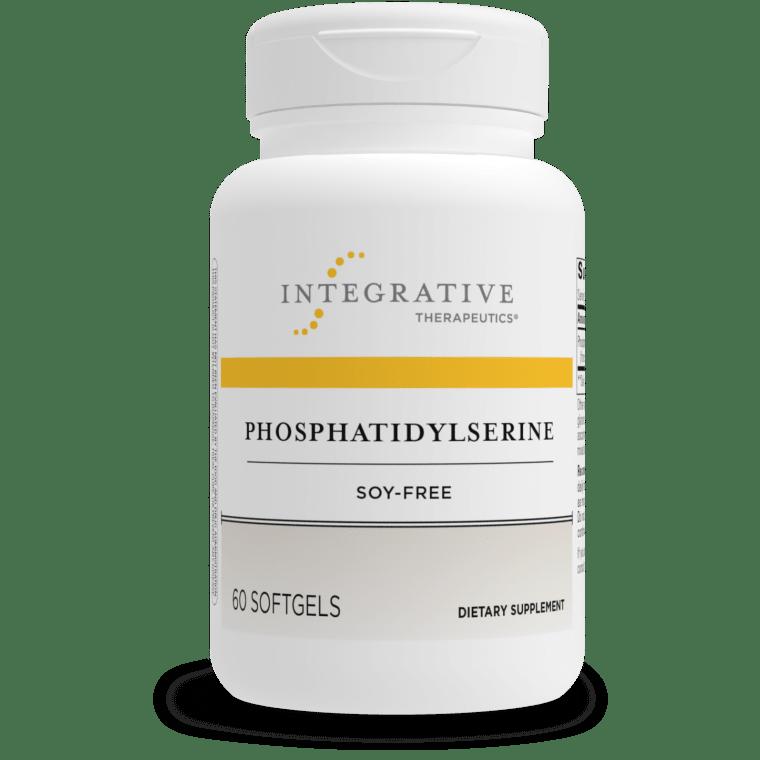 Phosphatidylserine 100 mg 60 softgels Integrative Therapeutics