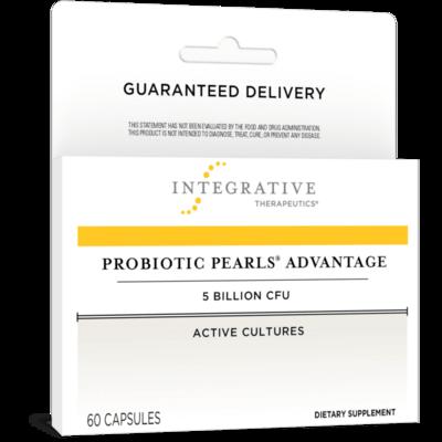Probiotic Pearls Advantage 60 capsules Integrative Therapeutics