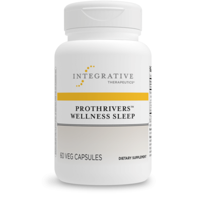 ProThrivers Wellness Sleep 60 capsules Integrative Therapeutics