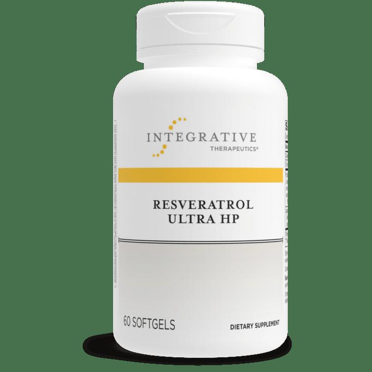 Resveratrol Ultra 60 capsules  Integrative Therapeutics
