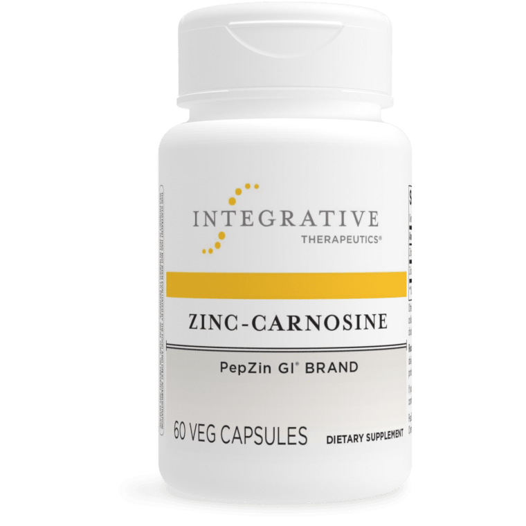 Zinc-Carnosine 60 veg capsules Integrative Therapeutics