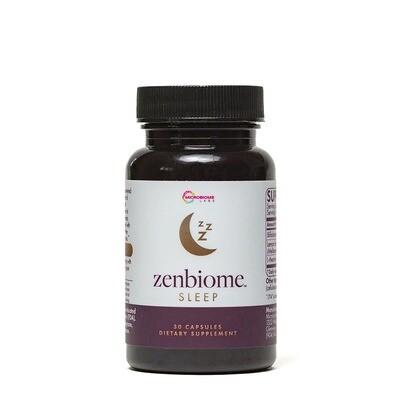 Zenbiome Sleep 30 capsules Microbiome Labs