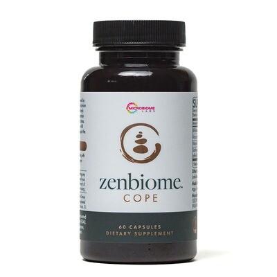 Zenbiome Cope 60 capsules Microbiome Labs
