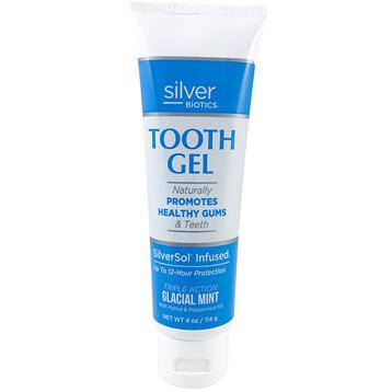 Silver Biotics Tooth Gel 4 oz American Biotech Labs