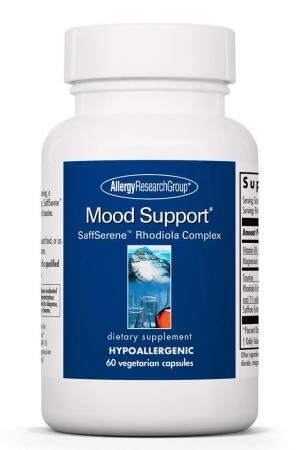 Mood Support  60 Вегетарианских капсул Allergy Research Group