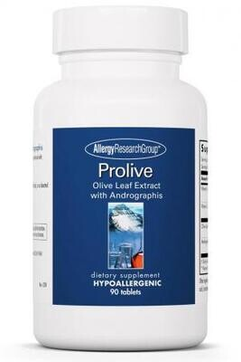 Prolive  90 Tablets  Allergy Research Group