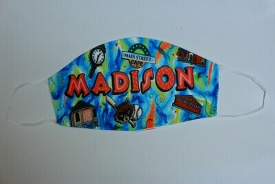 """Madison"" Face Mask"