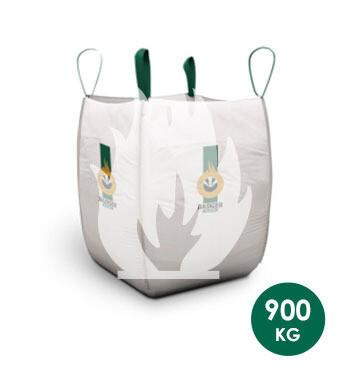 Badger houtpellets big bag (thuisbezorgd) 900 KG