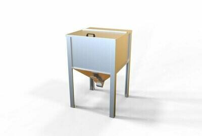 Biomassa opslagsysteem 250 kg (thuisbezorgd)