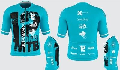 Camisa Ciclismo - La Maglia - Ultramaraton 12 horas Sitio Barreiras