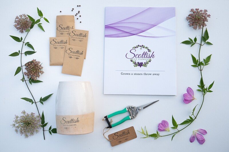 Grow Your Own Cut Flowers kit
