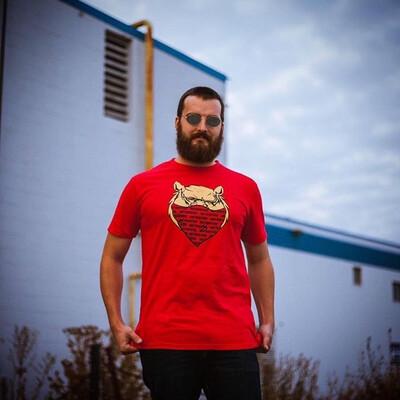 66 Thieves The Bear T-Shirt