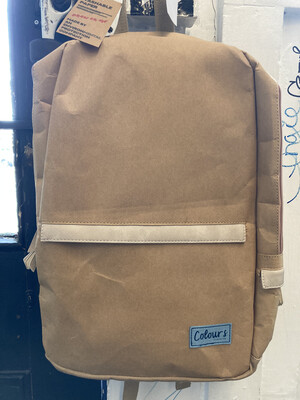 Colours Collective: Paper Drawing Backpack