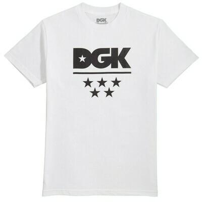 DGK 5 Star T-Shirt