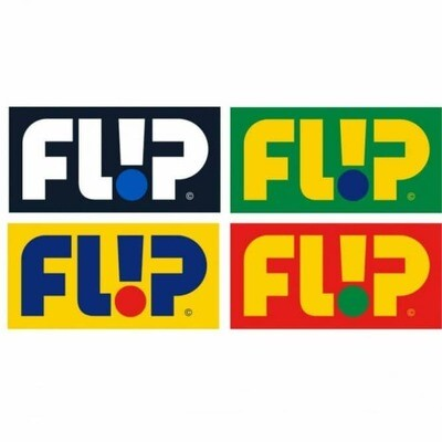 FLIP Logo (Black)