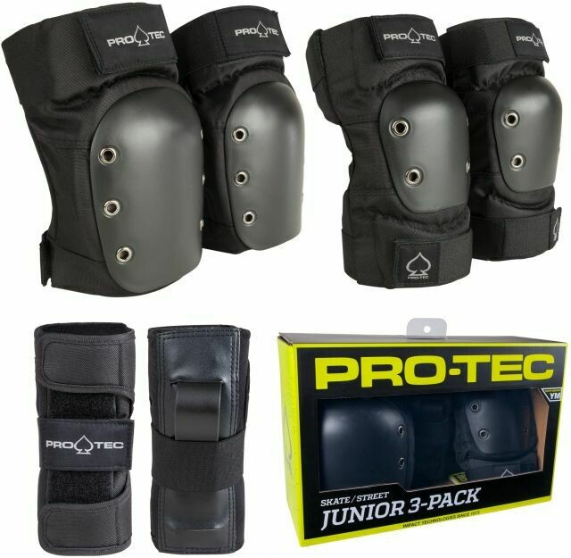 ProTec -Junior 3 Pack