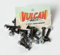 """Vulcan 1"""" Bolts"""