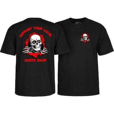 Powell - Bones Skull Pop Support (M)