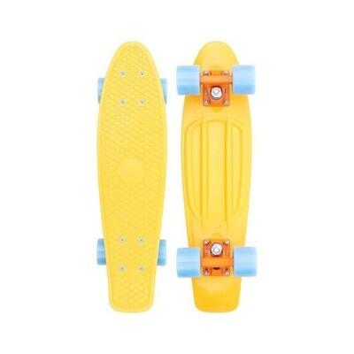 Penny - Yellow W/ Blue Wheels